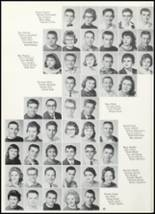 1961 Goshen High School Yearbook Page 64 & 65