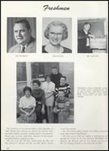 1961 Goshen High School Yearbook Page 66 & 67