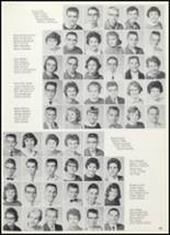 1961 Goshen High School Yearbook Page 68 & 69