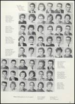 1961 Goshen High School Yearbook Page 70 & 71
