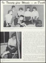 1961 Goshen High School Yearbook Page 80 & 81