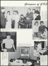 1961 Goshen High School Yearbook Page 84 & 85
