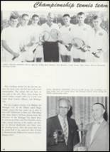 1961 Goshen High School Yearbook Page 92 & 93