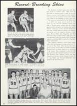 1961 Goshen High School Yearbook Page 94 & 95