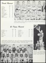 1961 Goshen High School Yearbook Page 96 & 97