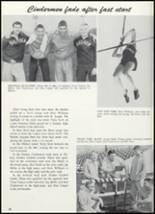 1961 Goshen High School Yearbook Page 98 & 99