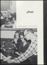 1961 Goshen High School Yearbook Page 100 & 101