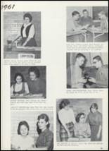 1961 Goshen High School Yearbook Page 102 & 103