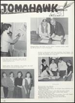 1961 Goshen High School Yearbook Page 104 & 105