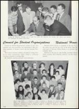 1961 Goshen High School Yearbook Page 114 & 115
