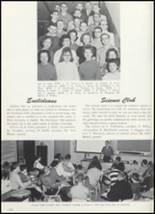 1961 Goshen High School Yearbook Page 116 & 117