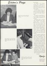 1961 Goshen High School Yearbook Page 120 & 121