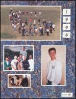1996 Dumas High School Yearbook Page 12 & 13