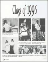 1996 Dumas High School Yearbook Page 14 & 15