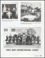 1996 Dumas High School Yearbook Page 18 & 19