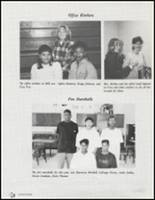 1996 Dumas High School Yearbook Page 28 & 29
