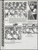 1996 Dumas High School Yearbook Page 38 & 39