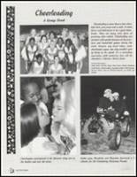 1996 Dumas High School Yearbook Page 50 & 51