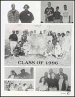 1996 Dumas High School Yearbook Page 56 & 57