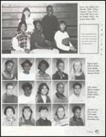 1996 Dumas High School Yearbook Page 78 & 79