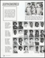 1996 Dumas High School Yearbook Page 86 & 87