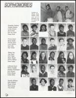 1996 Dumas High School Yearbook Page 88 & 89