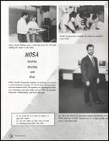 1996 Dumas High School Yearbook Page 118 & 119
