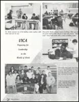 1996 Dumas High School Yearbook Page 124 & 125