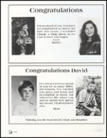 1996 Dumas High School Yearbook Page 146 & 147