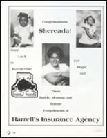 1996 Dumas High School Yearbook Page 158 & 159