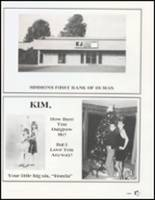 1996 Dumas High School Yearbook Page 180 & 181