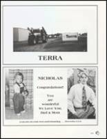 1996 Dumas High School Yearbook Page 186 & 187