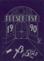 1990 Yearbook Mascoutah High School