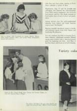 1961 Providence Academy Yearbook Page 16 & 17