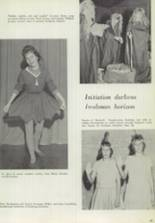 1961 Providence Academy Yearbook Page 22 & 23