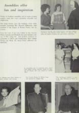 1961 Providence Academy Yearbook Page 40 & 41