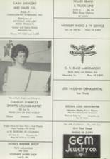 1961 Providence Academy Yearbook Page 162 & 163