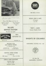 1961 Providence Academy Yearbook Page 164 & 165