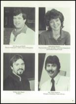 1983 Immaculate Conception High School Yearbook Page 22 & 23