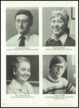 1983 Immaculate Conception High School Yearbook Page 24 & 25