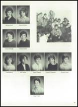 1983 Immaculate Conception High School Yearbook Page 32 & 33