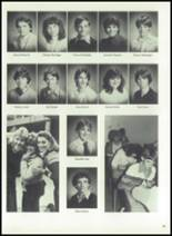 1983 Immaculate Conception High School Yearbook Page 36 & 37