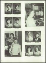 1983 Immaculate Conception High School Yearbook Page 38 & 39