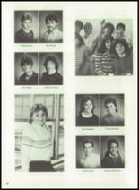 1983 Immaculate Conception High School Yearbook Page 44 & 45