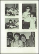 1983 Immaculate Conception High School Yearbook Page 46 & 47