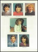 1983 Immaculate Conception High School Yearbook Page 54 & 55
