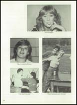 1983 Immaculate Conception High School Yearbook Page 56 & 57