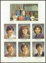1983 Immaculate Conception High School Yearbook Page 58 & 59