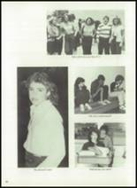 1983 Immaculate Conception High School Yearbook Page 60 & 61