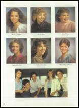 1983 Immaculate Conception High School Yearbook Page 62 & 63